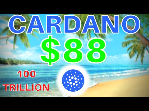 MAJOR NEWS: Cardano Going To $88 | ADA Revolution