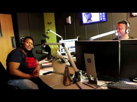 The funny Chef on Metro FM with Djfresh, Somizi and Angie talking about the Future in Comedy