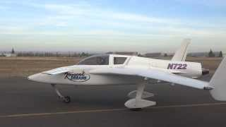 My Flight in a Homebuilt Jet Aircraft