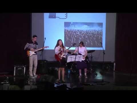 Yona Feit & band- SAR HS Kochav Nolad 2014