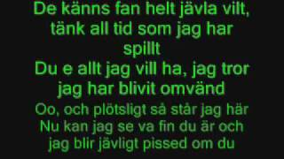 Torkel I Knipa - Fuck Off And Die (Lyrics)