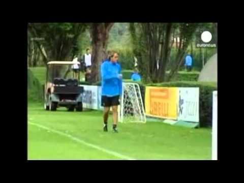 Roberto Mancini back at Inter Milan