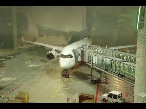 Lufthansa A350 Business Class Flight Report: Singapore-Munich