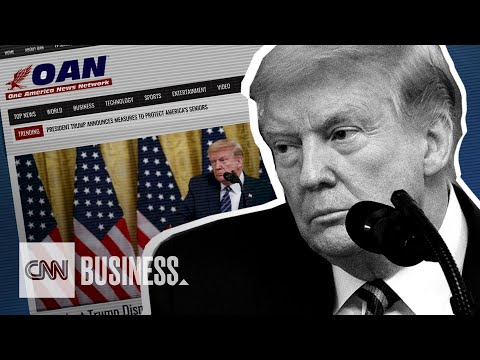 OAN: The fringe right-wing news network Trump loves, explained