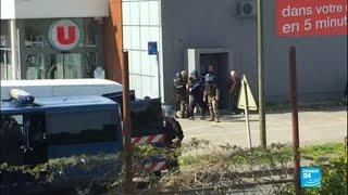 Prise d'otages à Trèbes dont l'homme se revendique de l'EI : Retours sur les faits