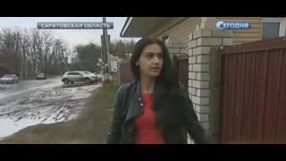 видео В Саратовской области лев покусал школьника.
