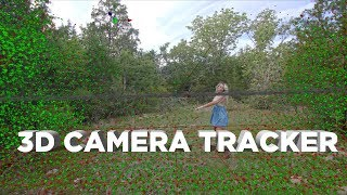 How To Use The 3d Camera Tracker: One of Fusion's Best Tools - Davinci Resolve15 Tutorial