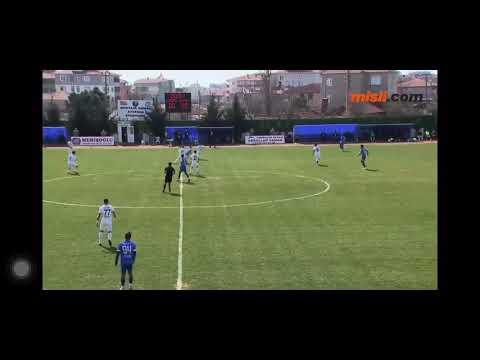 Kocaelispor fırtınası, Ergene Velimeşe 'yi deplasmanda 3-0 bende | Futbol Medya