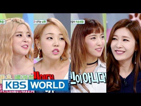 Hello Counselor - Luna, Baek Ayeon, Heyne, Lee Jungmin [ENG/2016.06.27]