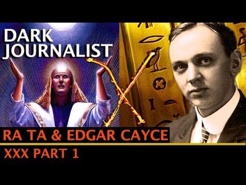 DARK JOURNALIST X-SERIES XXX: RATA EDGAR CAYCE ATLANTIS HALL OF RECORDS SECRET TECH W/GIGI YOUNG!