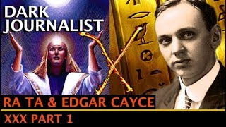 DARK JOURNALIST X-SERIES XXX: RATA EDGAR CAYCE ATLANTIS HALL OF RECORDS SECRET TECH W/GIGI YOUNG!
