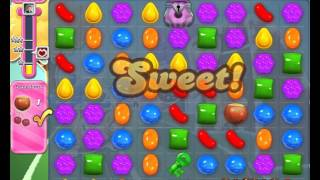 Candy Crush Saga LEVEL 1442 new version (18 moves)