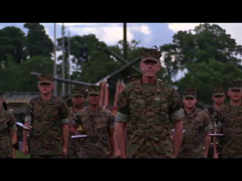 DFN:2nd Marine Division Change of Command Ceremony CAMP LEJEUNE, NC, UNITED STATES 08.02.2018