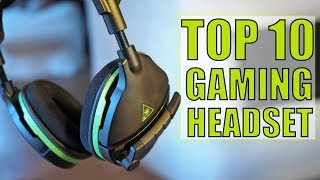 Video Top 10 Best PC Gaming Headset You Can Buy In 2018 download MP3, 3GP, MP4, WEBM, AVI, FLV Juli 2018