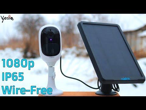 Solarna IP kamera za video nadzor Reolink Argus 2