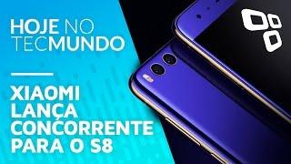 Xiaomi anuncia concorrente para o Galaxy S8 - Hoje no TecMundo