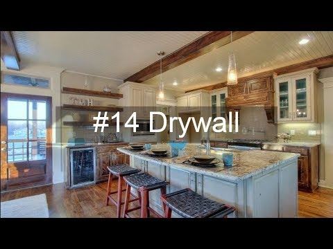Custom Home Builder | #13B Drywall | Trumark Homes (2019)