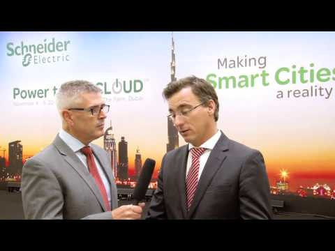 Schneider Electric and Abu Dhabi's Department of Transport Data Center