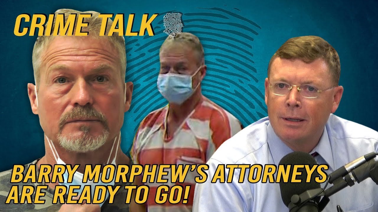 Attorneys for Barry Morphew Came Out Swinging! Let's Talk About It!