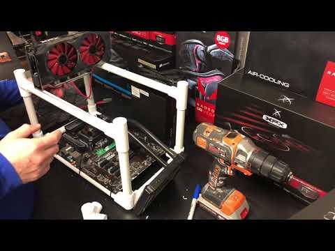 DVR Tech - $20 Open Air Mining Frame
