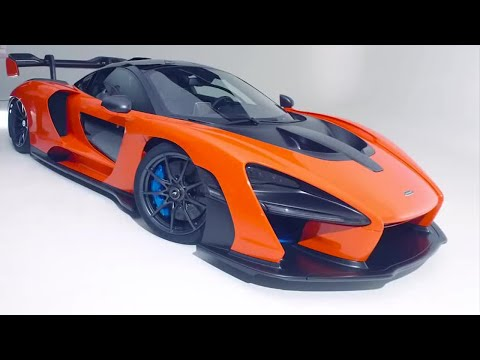 McLaren Senna Walkaround | Top Gear | BBC