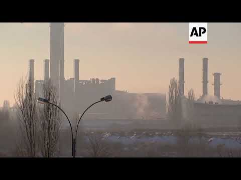 Pollution in Bucharest as 9 EU countries exceed agreed air pollution limits