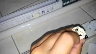 Wiring kalimantang ke LED T8