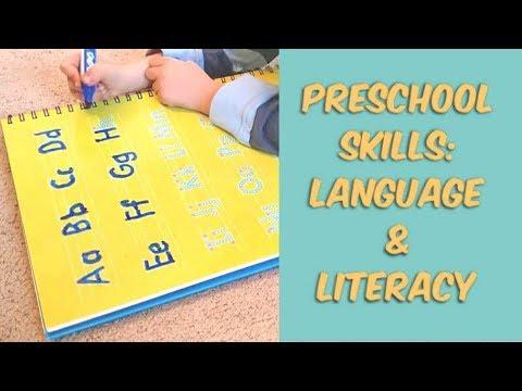 Kindergarten Readiness Series: Language & Literacy Skills