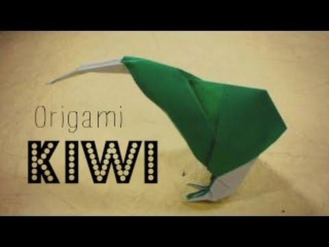 Origami Kiwi (Roman Diaz)