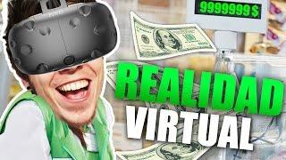 DEPENDIENTE DE TIENDA EN REALIDAD VIRTUAL (HTC VIVE) thumbnail