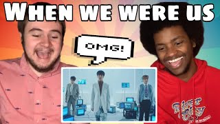 SUPER JUNIOR 'K.R.Y. (When We Were Us) MV' REACTION