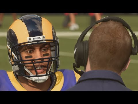 Madden 19 Career - LA Rams!