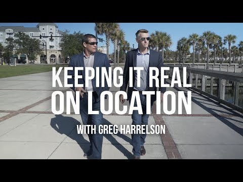 Greg Harrelson: Myrtle Beach, SC | Keeping it Real On Location