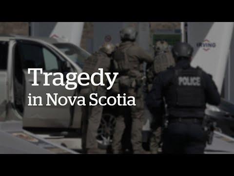 Tragedy In Nova Scotia   Special Coverage
