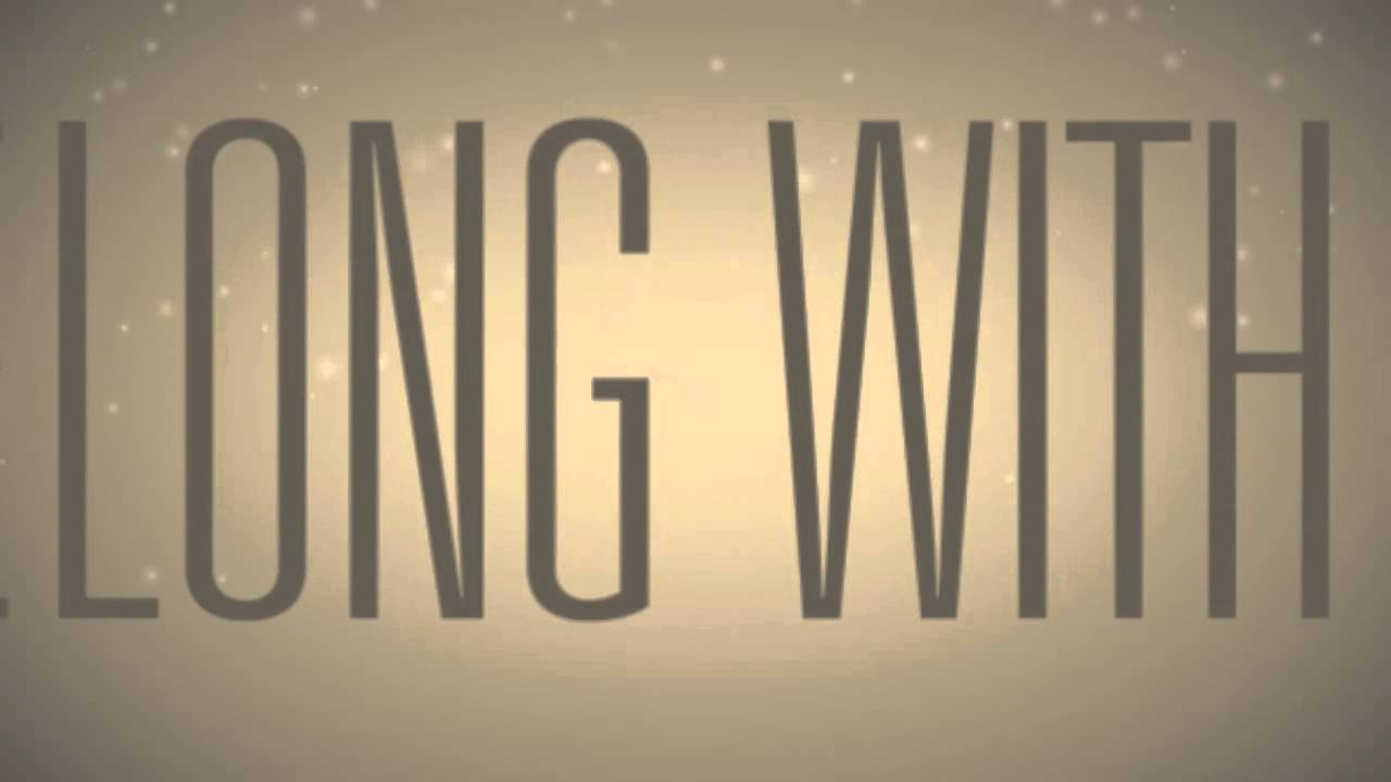 For All Those Sleeping You Belong With Me Lyric Video Punk Goes Pop 4