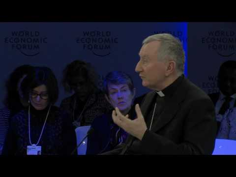 Davos 2017 - An Insight, An Idea with Cardinal Pietro Parolin
