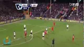 Fulham 2 - 3 Liverpool.. (-Maçın Özeti-) 12.02.2014