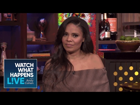 Sanaa Lathan Confirms She Dated French Montana? | WWHL