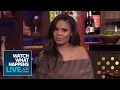 Sanaa Lathan Confirms She Dated French Montana?  WWHL ...