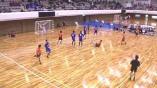平成24年第21回JOCジュニアオリンピックカップハンドボール大会 茨城VS高知(男子予選リーグ)