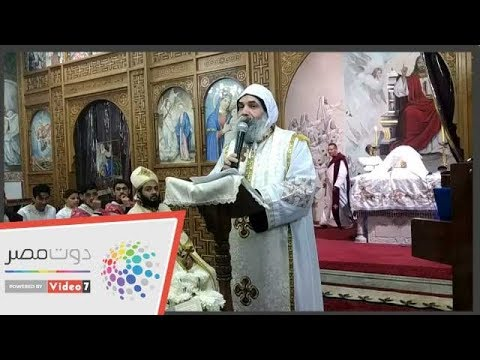 راعى كنائس مطروح المهنئون المسلمون أخوتنا وأحبتنا  - 23:53-2019 / 1 / 6