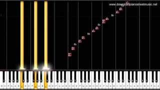 Как играть на пианино (How to play) Adele - Skyfall(Простой видео урок как играть на пианино Adele - Skyfall. Очень хорошая версия данной композиции. Сам учился по..., 2013-05-30T17:50:57.000Z)