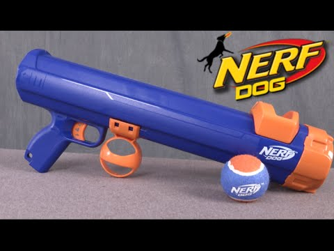 Nerf Pet Tennis Ball Blaster from NERF Dog