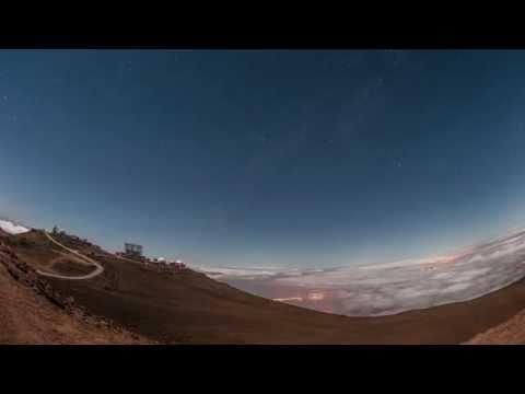 Skies over Haleakalā