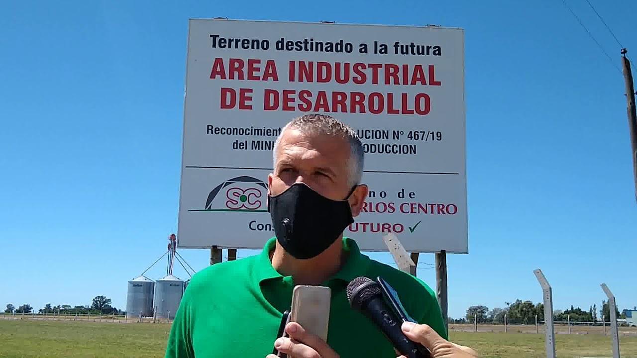 Placenzotti: Área Industrial