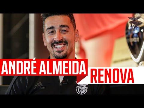ANDRÉ ALMEIDA RENOVA ATÉ 2023!