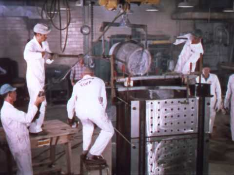 The Sandia Story (1945) - Sandia Labs History New Mexico - CharlieDeanArchives / Archival Footage