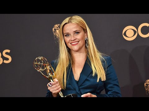 Emmys 2017: Reese Witherspoon Calls 'Big Little Lies' Win 'Really Emotional'