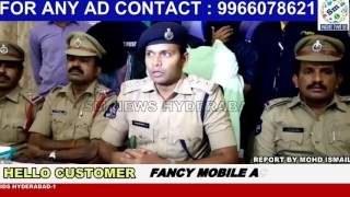 AFZALGUNJ POLICE HAVE APPERHENDED ROBBERY[DRA...