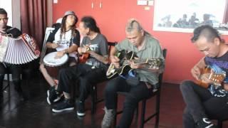 Marjinal (Indonesia) Live at Battuta Cafe Muar Johor